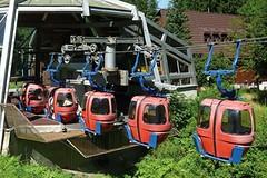 Nejzajímavější lanovky Česka  - nejdelší a nejkratší