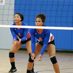 RNE Varsity Volleyball v ACF