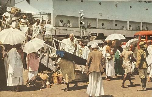 Foto-foto Menakjubkan dari Prosesi Ibadah Haji Tahun 1953