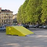 Torino, Piazza Albarello, Italy