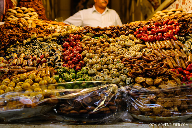 Kaab el Ghazal (21 Foods You Must Try in Morocco).