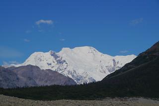 101 Op de gletsjer