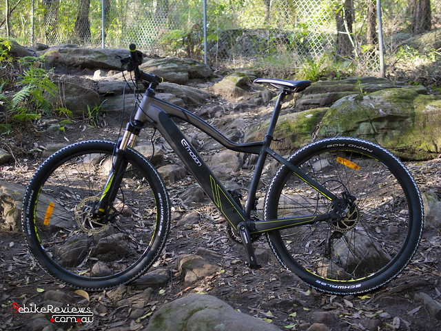 "BH Emotion Evo Snow • <a style=""font-size:0.8em;"" href=""https://www.flickr.com/photos/ebikereviews/21624363979/"" target=""_blank"">View on Flickr</a>"