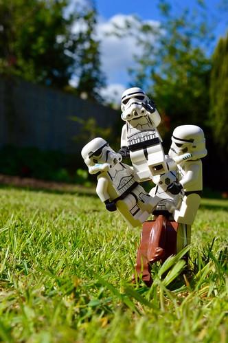 270/365 - Stormtrooper Buckeroo