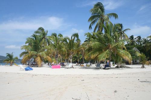 54 - Cayo Levantado (Bacardi Island / Bacardi-Insel)