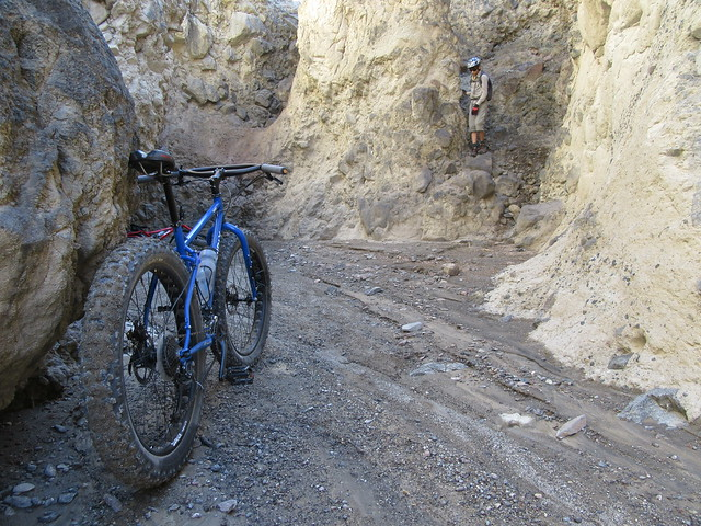 Fat Biking at Wilson Canyon