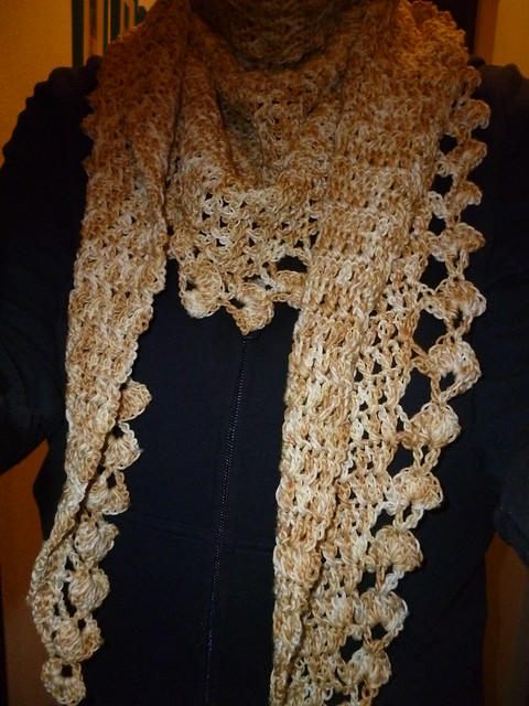 baktus cotton scarf