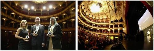 México entre los principales galardonados en el festival de cine de Zúrich
