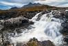 The Sligachan River in full flow