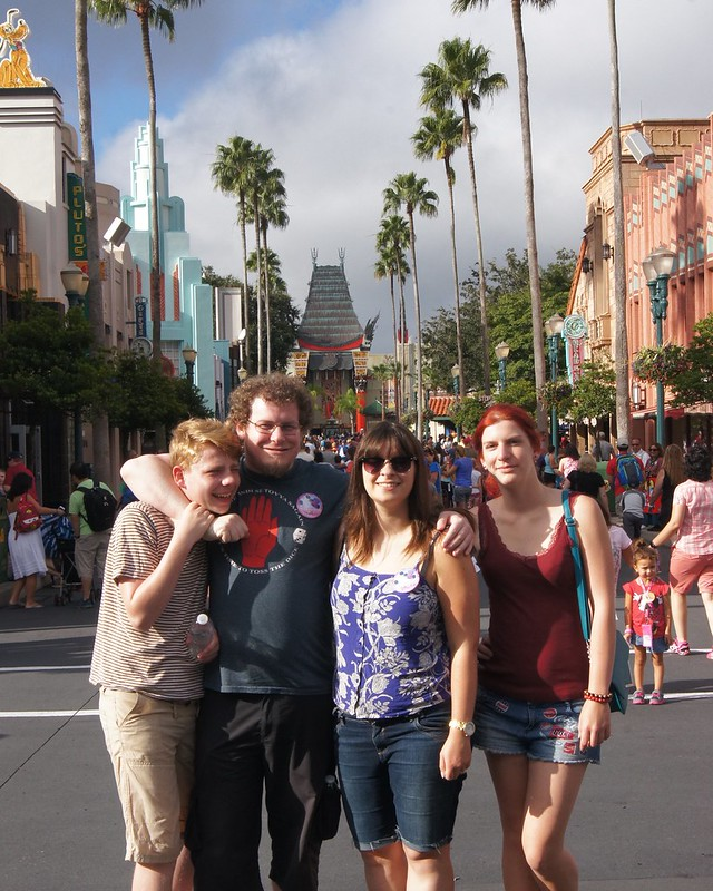 Disney Roundup - Hollywood Studios