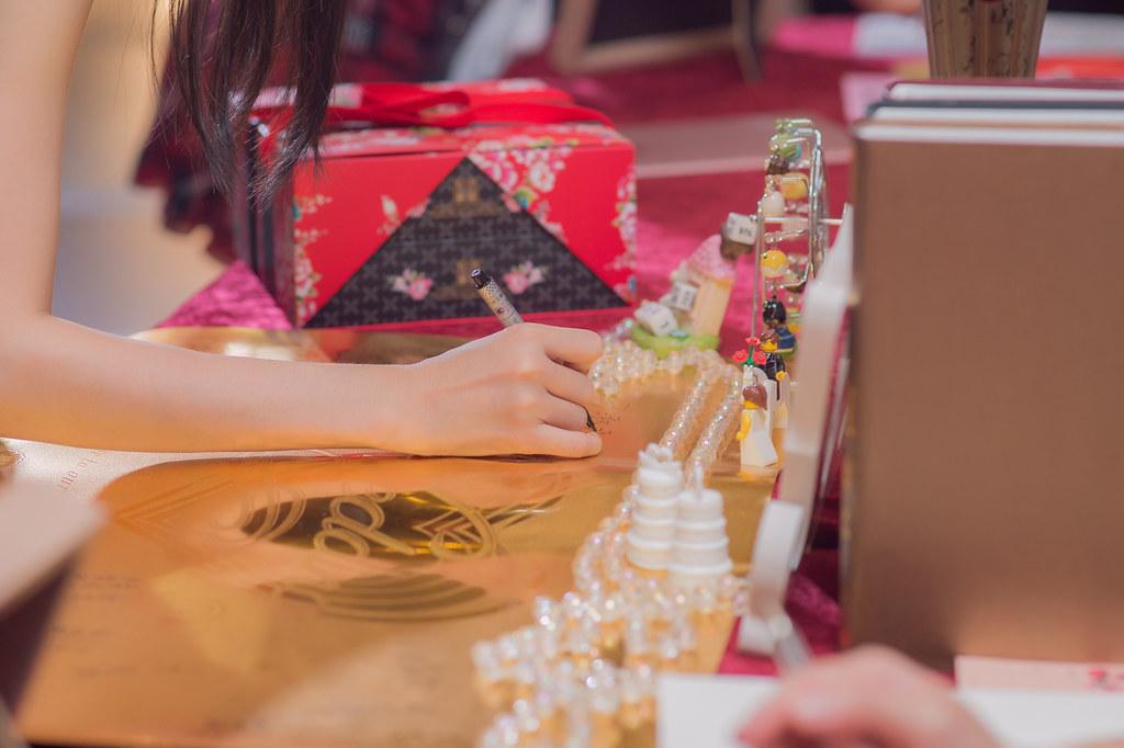20151004京華城雅悅會館婚禮記錄 (374)