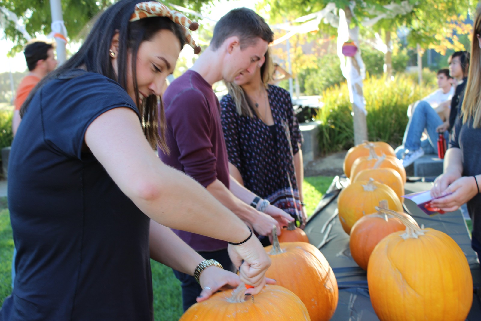 2015 Bring Your Own Pumpkin Event