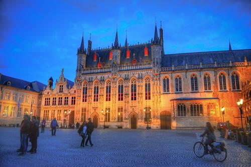 Stadhuis Brugge Belgium