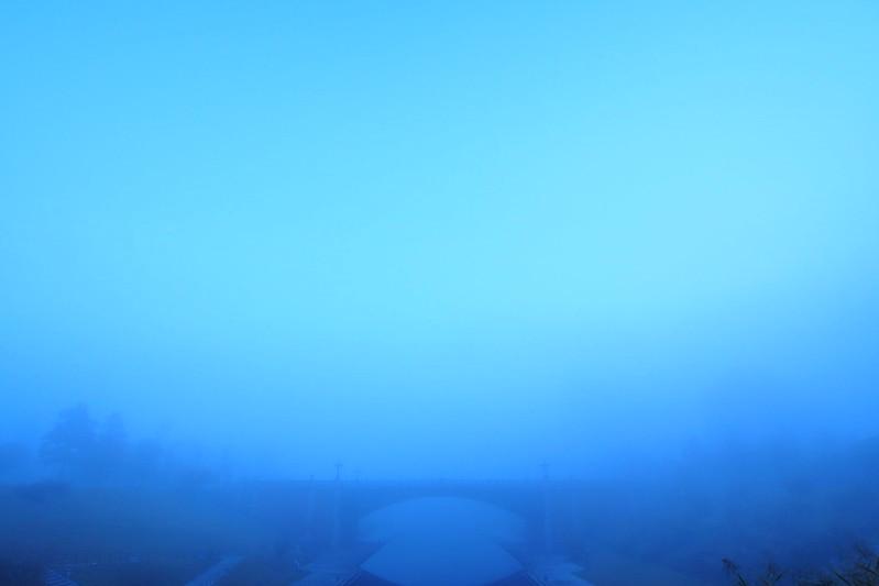 20151102 長池公園朝霧