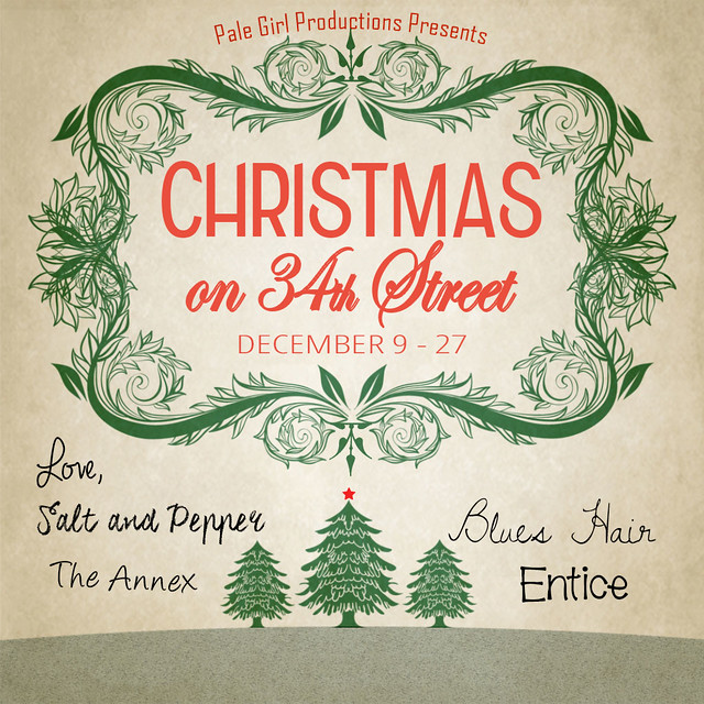 Christmas on 34th Street Web Poster