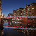Spinningfield Footbridge by Lancashire Photography.com
