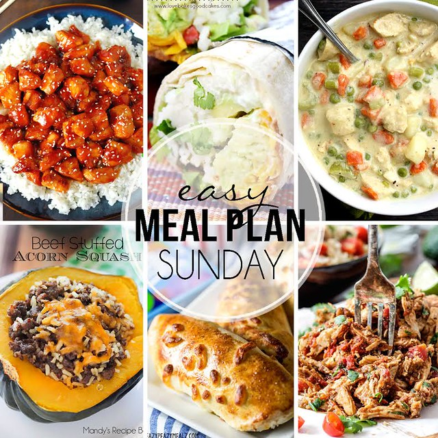 Week 23. Collaborative weekly meal planning. 9 bloggers. 6 dinner ideas, one weekend breakfast plus 2 desserts every single week equals one heck of a delicious menu!