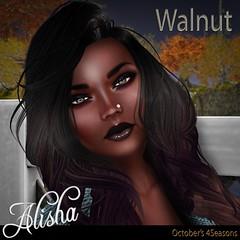 Alisha Walnut Vendor
