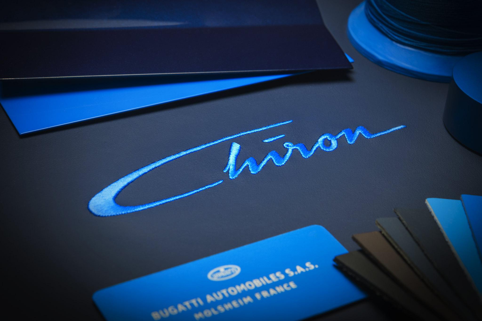 Bugatti Chiron to debut in Geneva in 2016