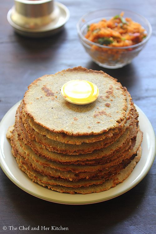 Sajja Rottelu | Sadda Rotti | Bajra Roti | Indian Travel Food Recipes