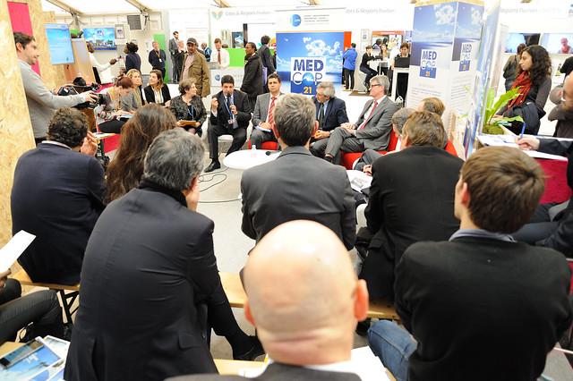 Towards a Mediterranean Energy Market (COP21 Side-Event)