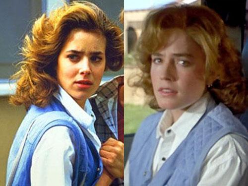 Back to the Future - Part II - Claudia Wells vs Elizabeth Shue