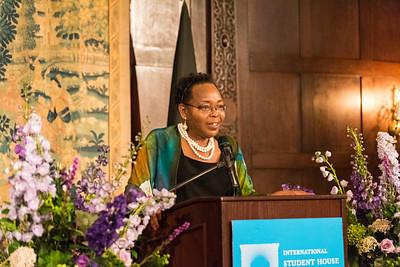 ISH Board President Cynthia Bunton Remarks