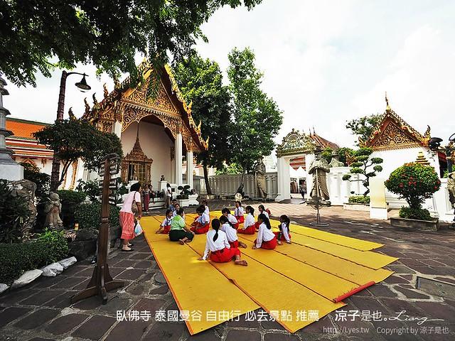 臥佛寺 泰國曼谷 自由行 必去景點 推薦 64