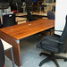 Executive cherrywood desk â¬160