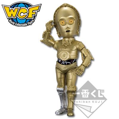 『一番賞』《星際大戰 WCF系列》收集推薦!一番くじ ワールドコレクタブルフィギュア スター・ウォーズ