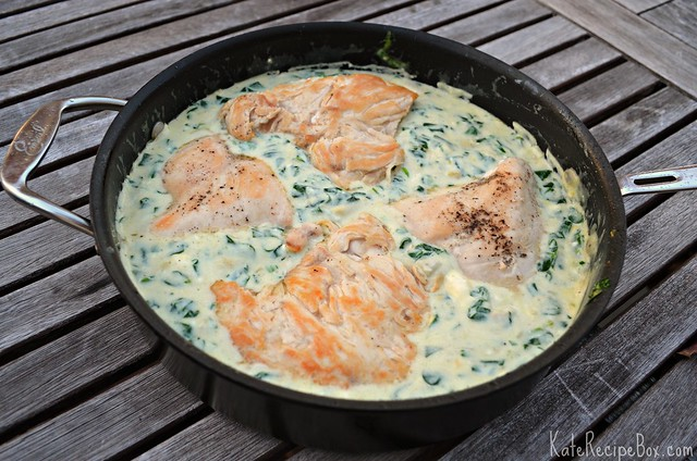 SpinachArtichokeChicken