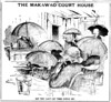 Makawao Court Cartoon