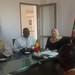 لقاء اليوم مع  السيد عمدة مدينة كايي السنيعالية وبعض عمداء المدن والفاعلين الاقتصاديين والسياسيين