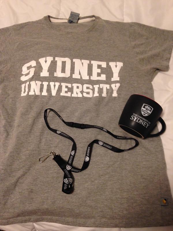 Jugan, Ashleigh; Sydney, Australia - uni store