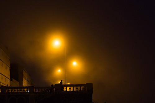 Sidi Ifni Fog