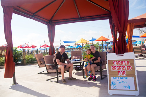 Cabana at Hawaiian Falls Pflugerville