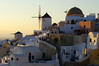 Magical sunset moments in Oia by Gregor  Samsa