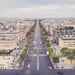 Les Champs Elysées by M4thi3u | www.mathieulegrand.fr