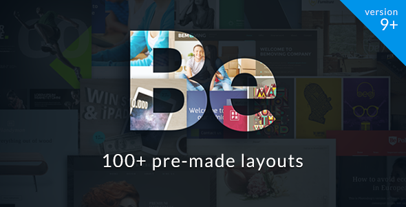 Themeforest BeTheme v9.3 – Responsive Multi-Purpose WordPress Theme