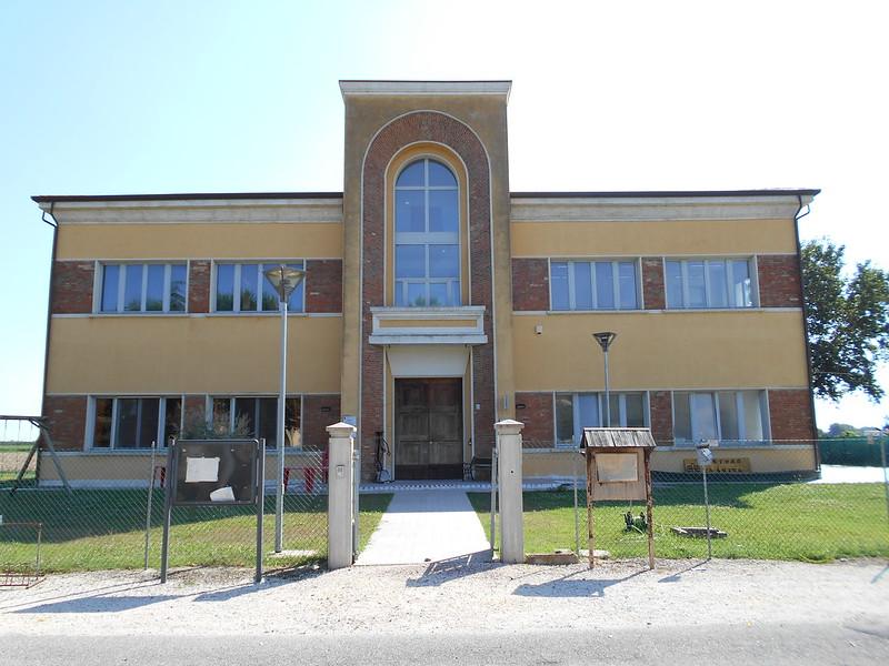 casa littoria, Anita, città di fondazione,  Argenta
