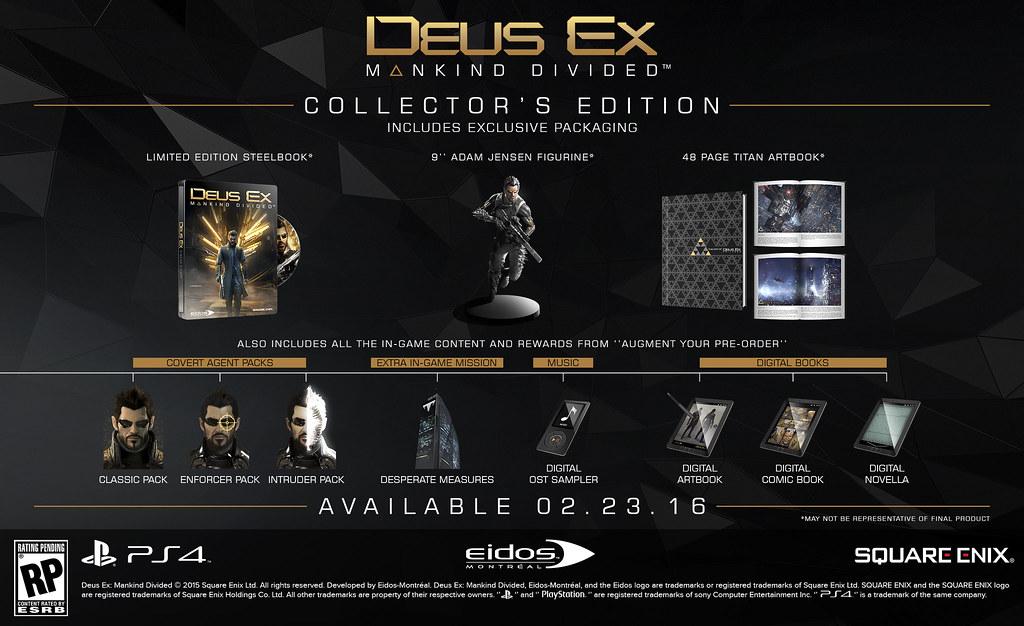 Deus Ex: Mankind Divided