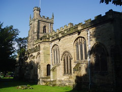 Warwickshire churches