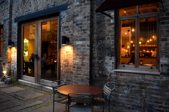 Timberyard Courtyard, Edinburgh