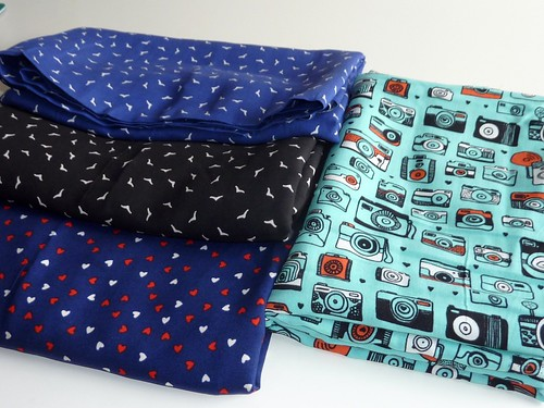 Printed Light-Weight Viscose Fabrics