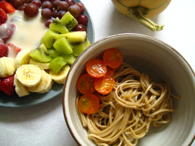 The Vegan Table: Chili-Oil-Infused Soba Noodles