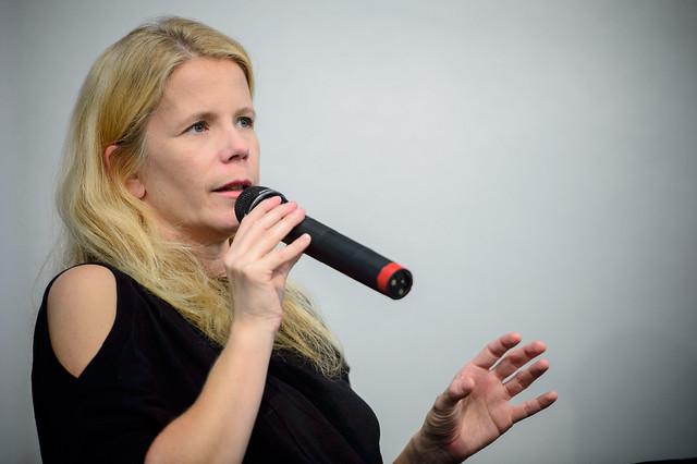 Lanna Idriss (Unternehmerin, Gyalpa, Frankfurt/M.) Foto: Stephan Röhl