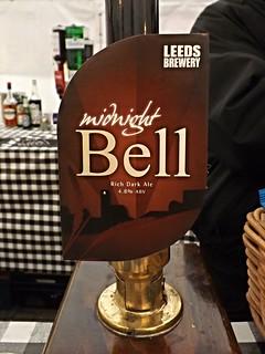 Leeds, Midnight Bell, England.