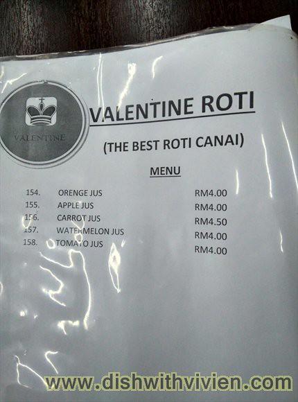 Valentine Roti 7