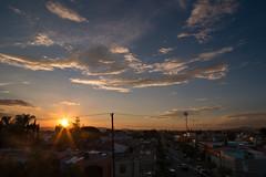 Atardecer en Guadalajara