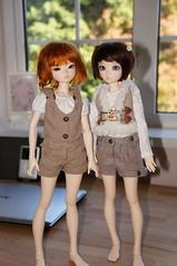 Yumi and Dami